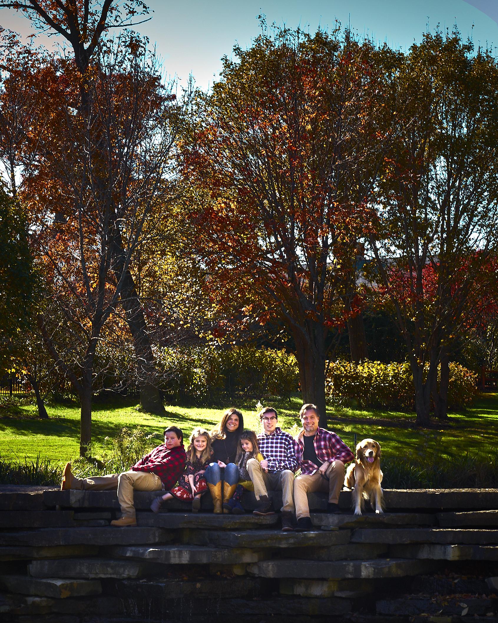 Highland Park Family Photos