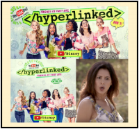 </hyperlinked> showcases #STEM Girl Power - ‪So Proud of #HyperlinkedShow for inspiring young women to code and opening up the world of #STEM. Feeling so grateful to have been part of this show. Thank you @disneydigitalnetwork @youtube xo‬ #youtube#disneydigitalnetwork