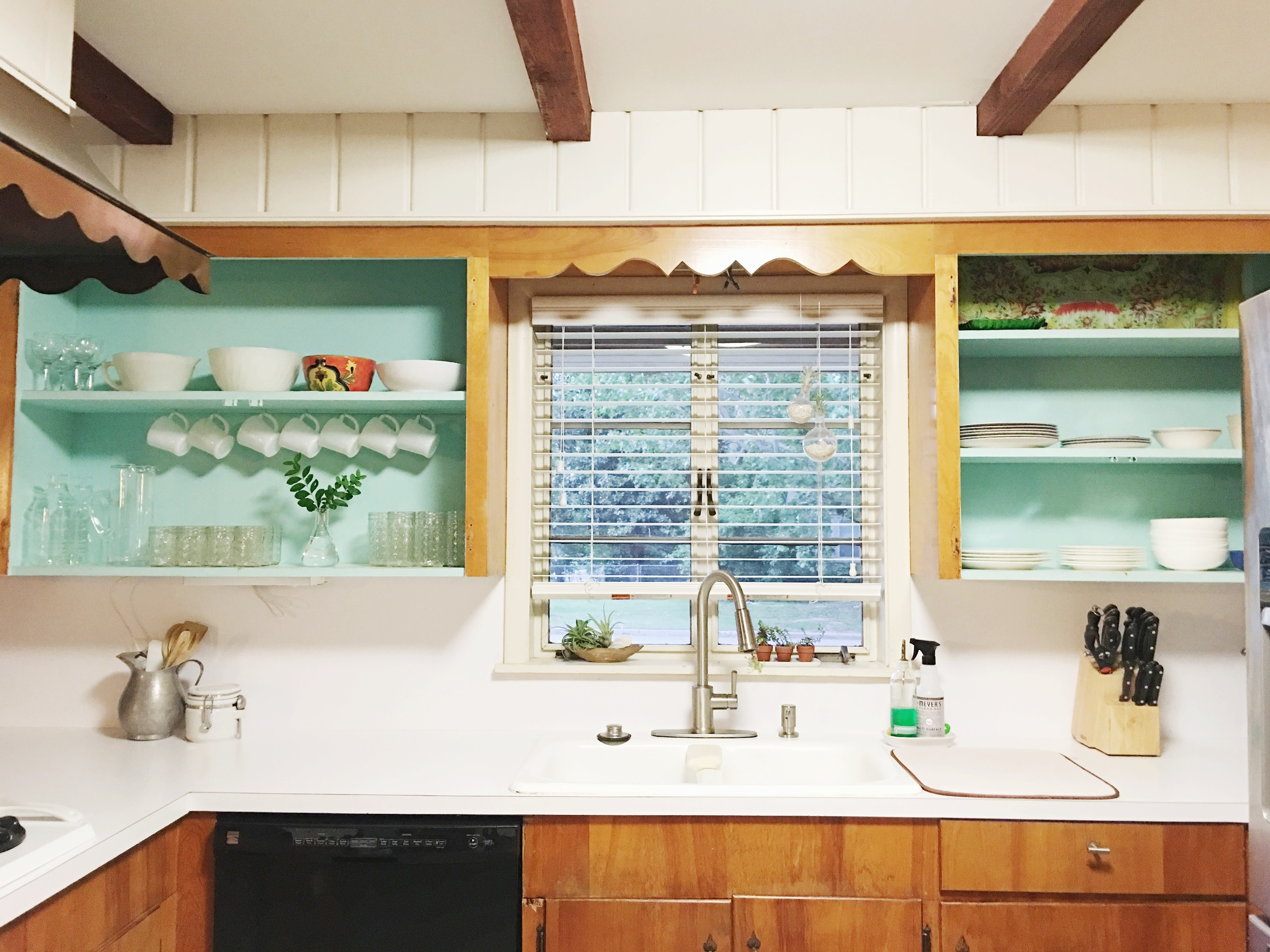kitchenopenshelves