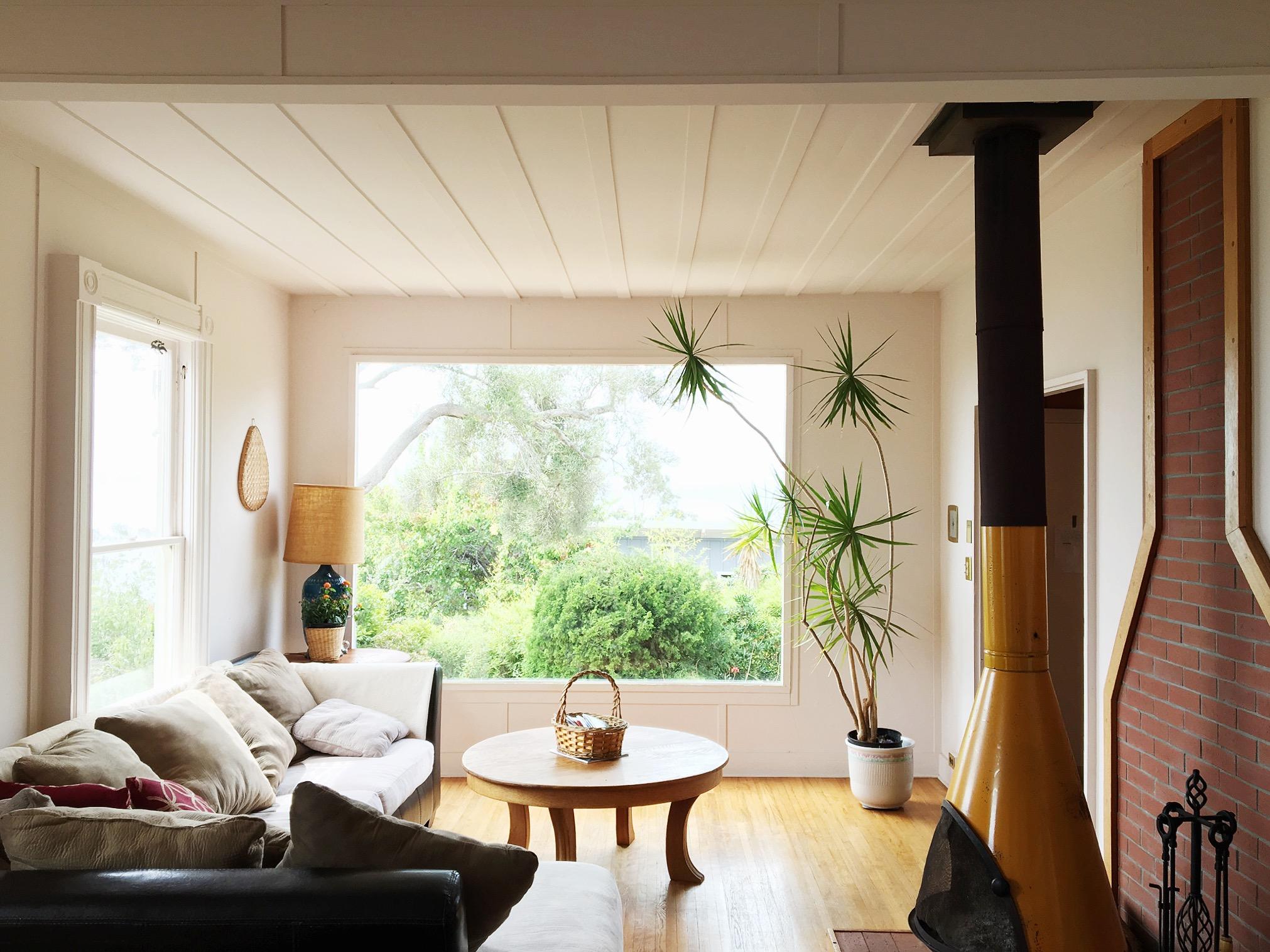 Bohemian Modern California Airbnb Beach Vacation Home