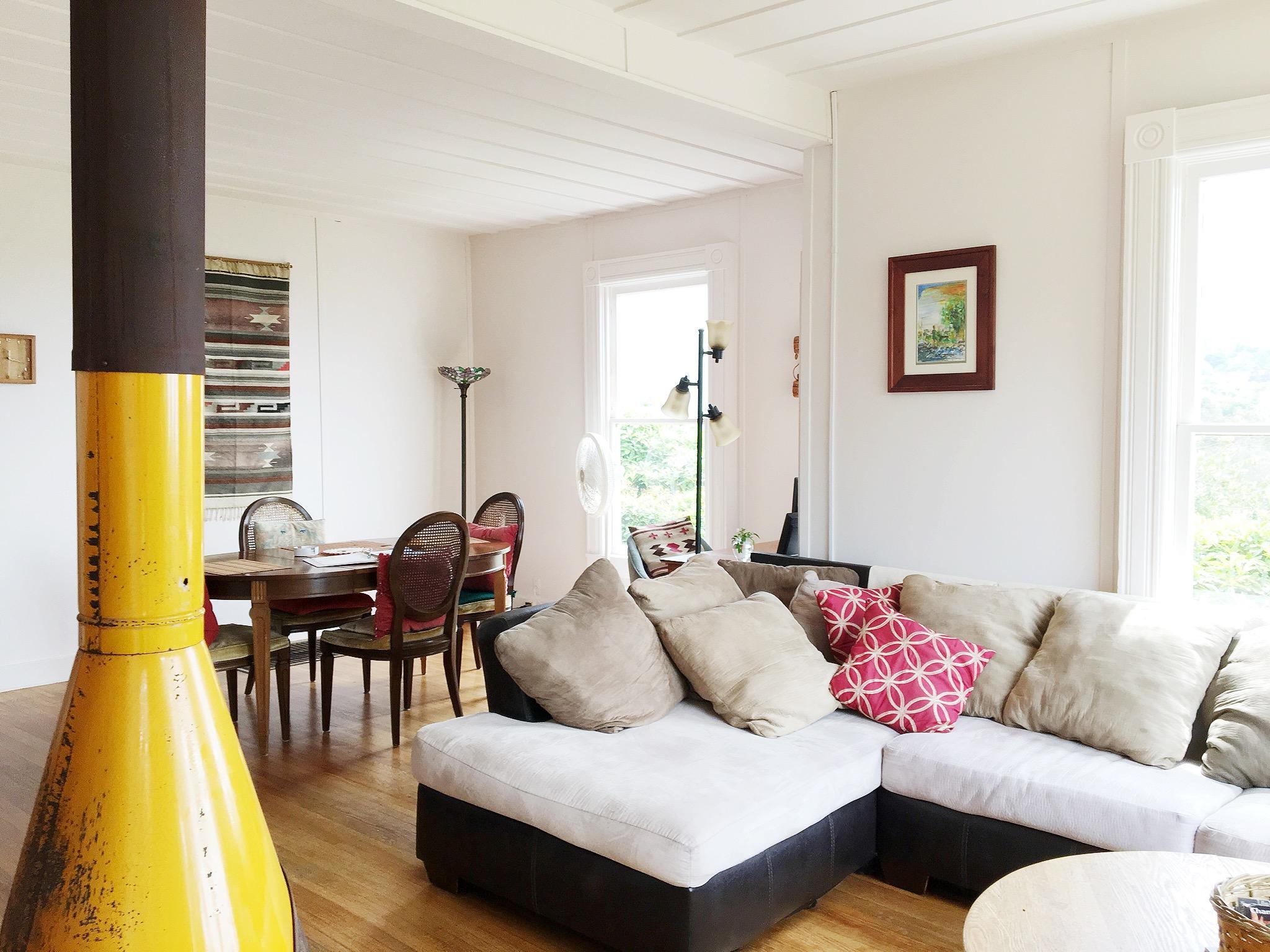 california boho airbnb