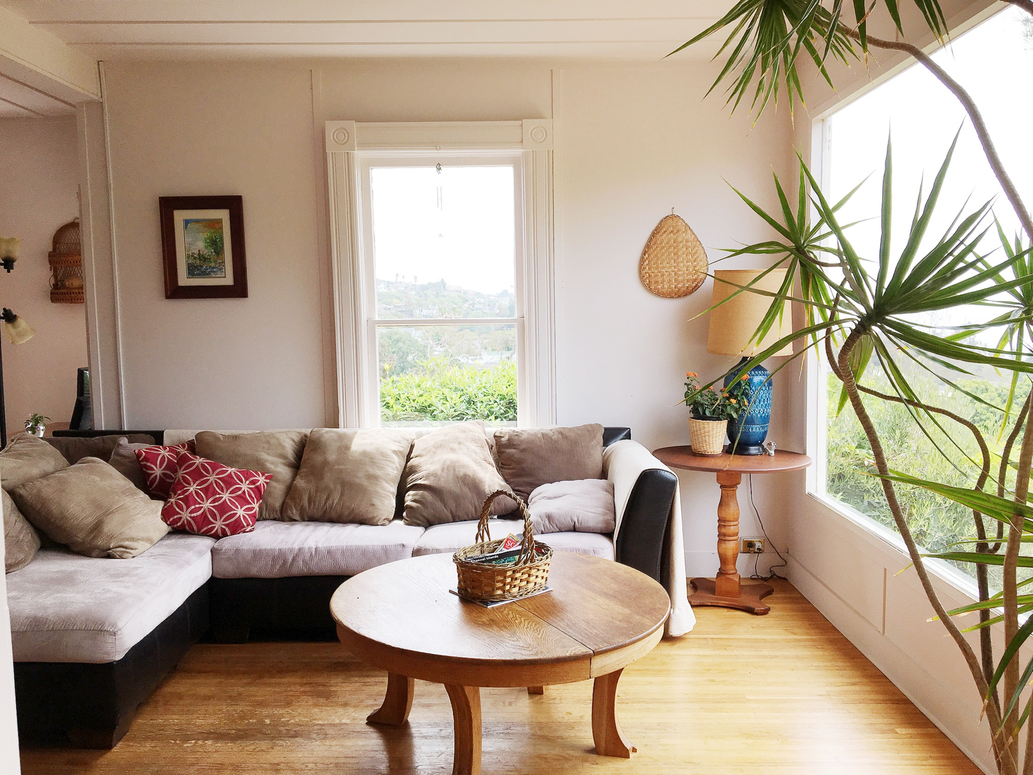 california modern boho beach house airbnb