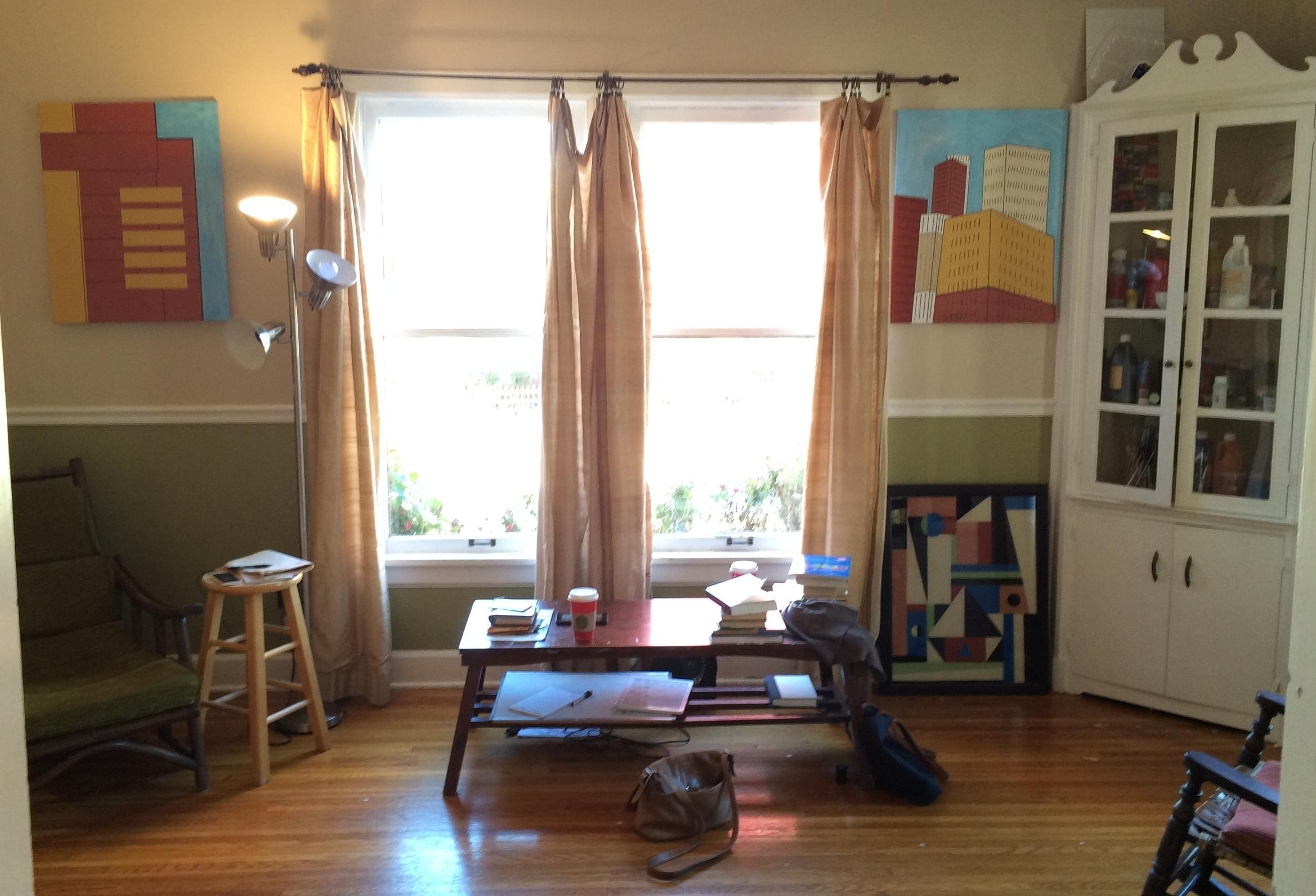 Sunroom: Before