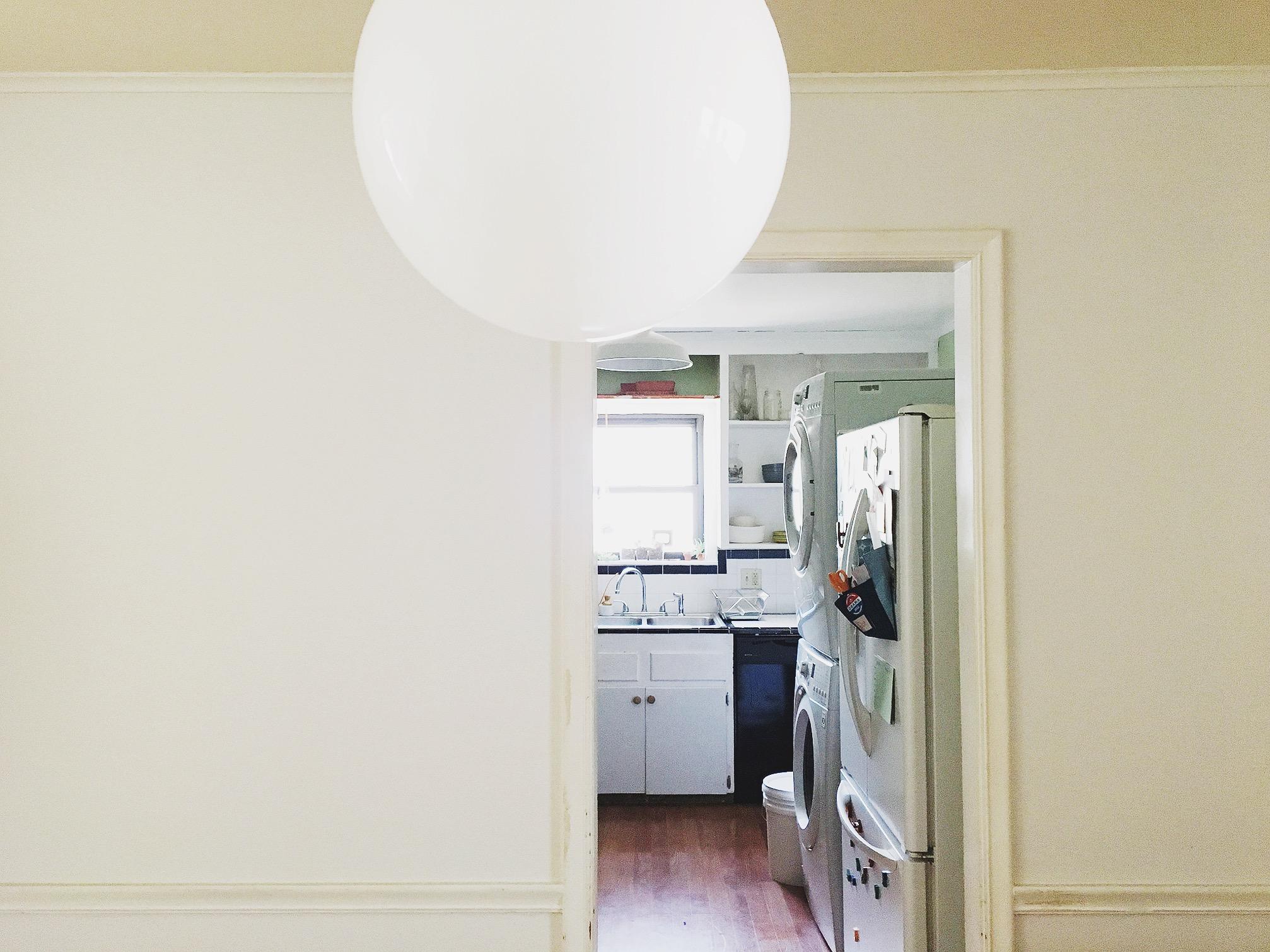 Bungalow kitchen Tulsa interior design