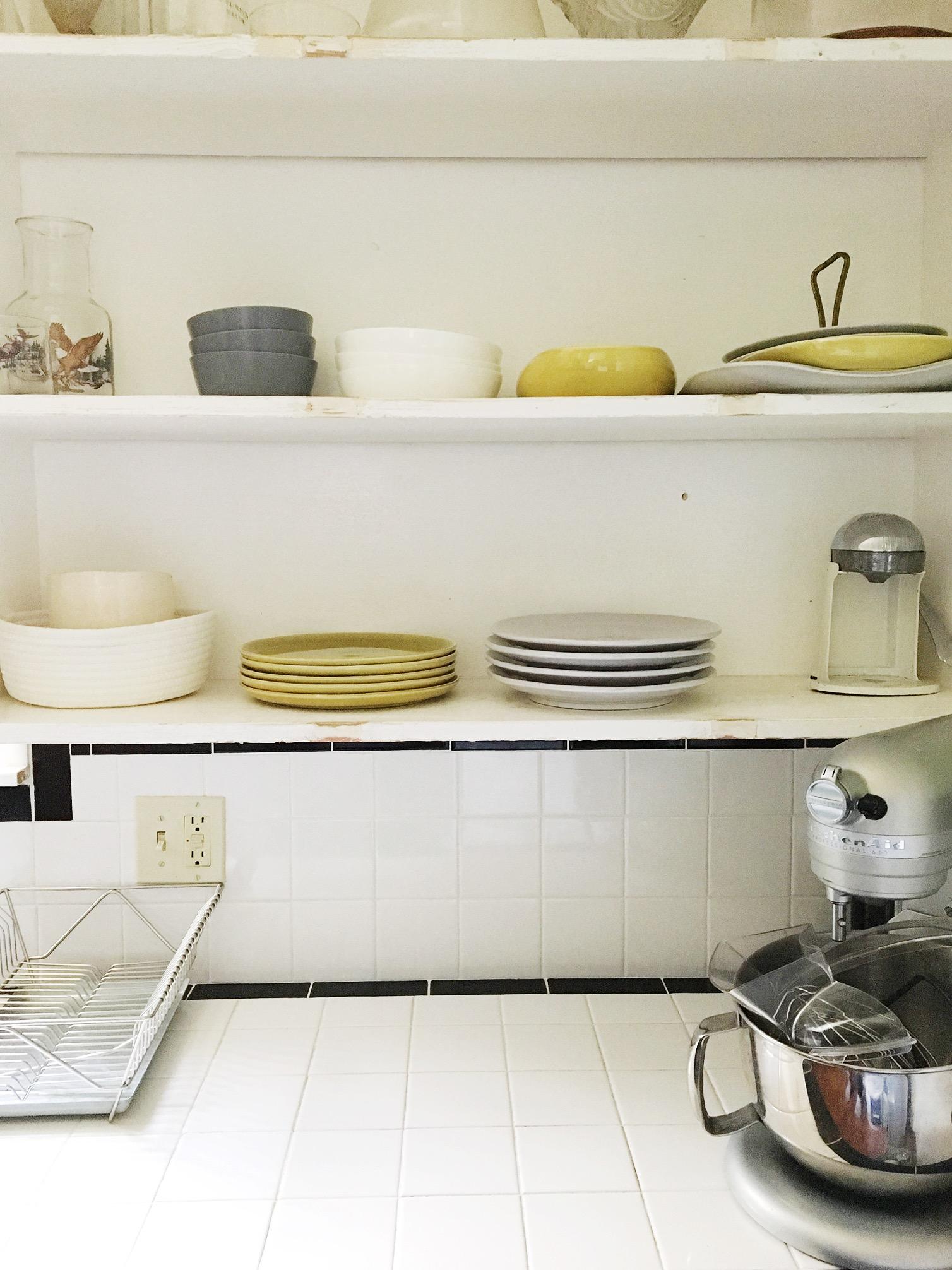 kitchen Tulsa bungalow interior design