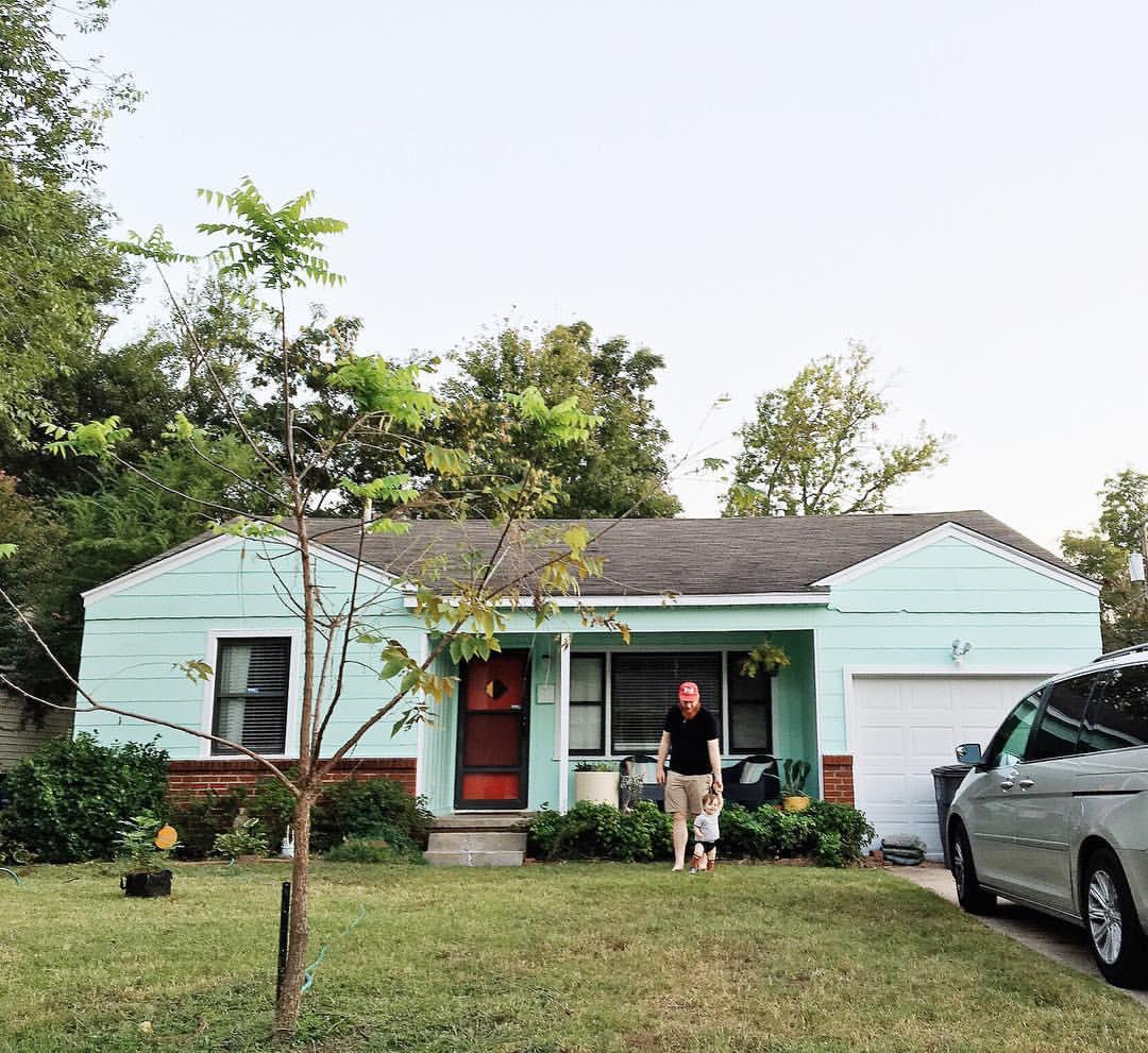 Tulsa Oklahoma Bungalow House