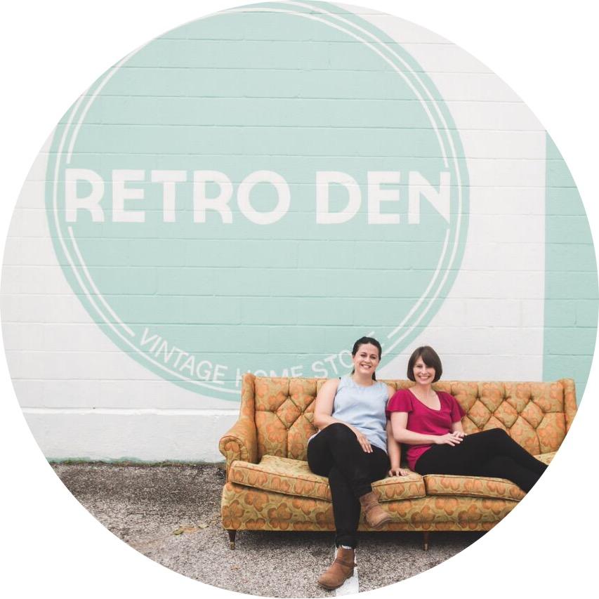 retro den home styling