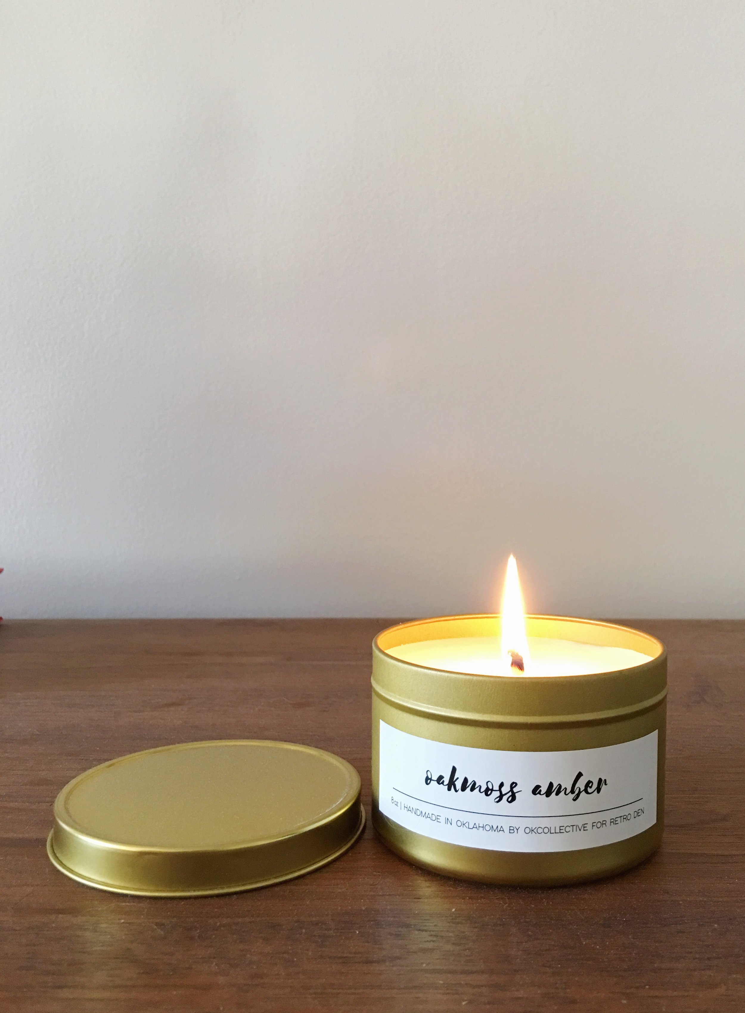 ok collective candle