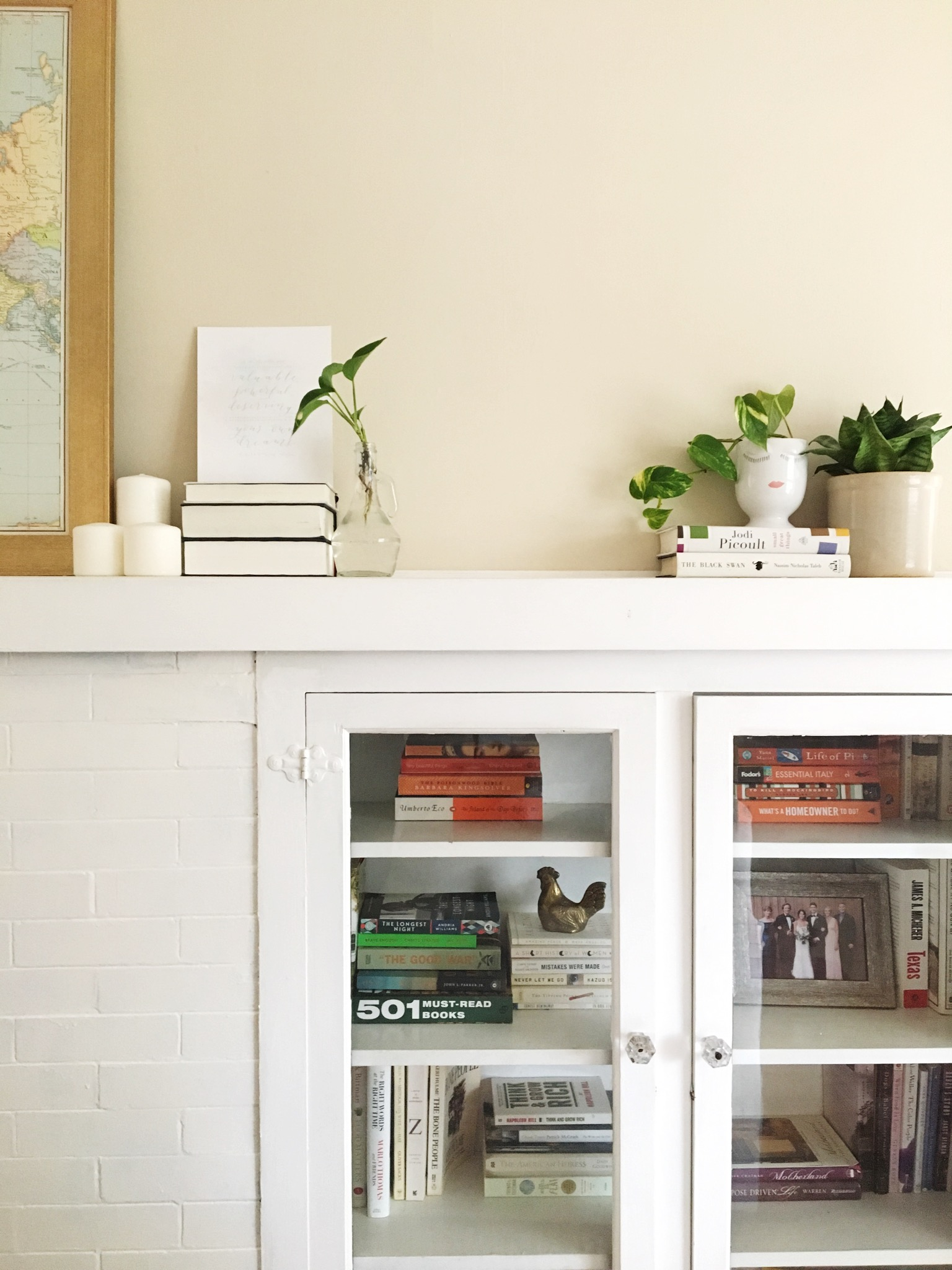 styling shelves