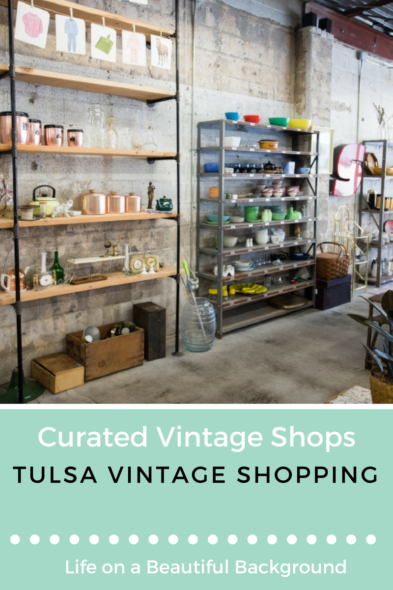 Tulsa Vintage Shopping