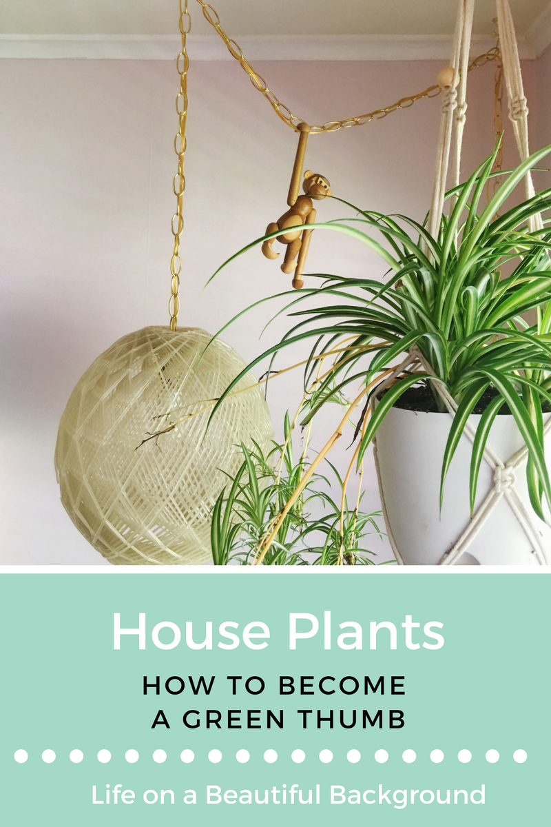 how to become a green thumb