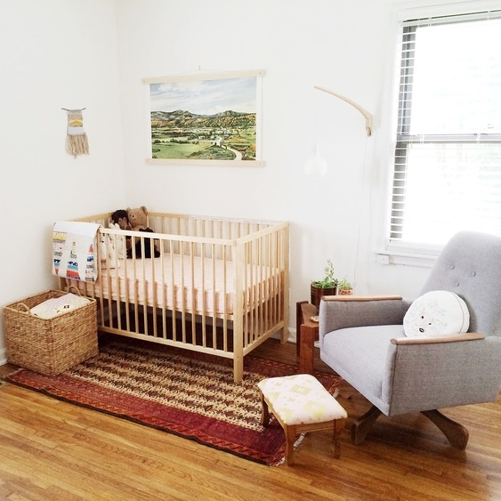 Apartment Therapy - Before & After: Rock-a-Bye Vintage Rocking Chair