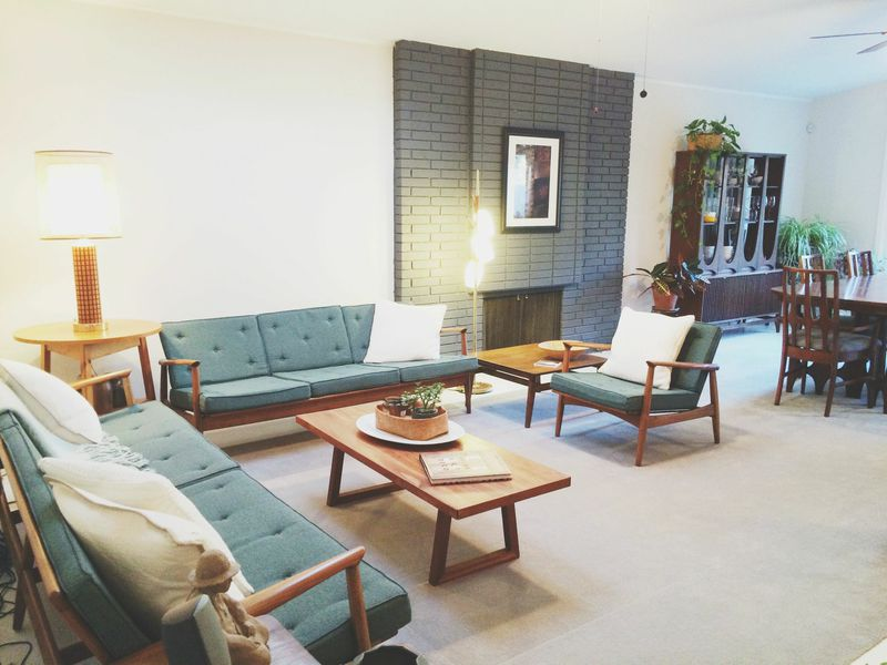 Vintage-Inspired Tulsa Home -