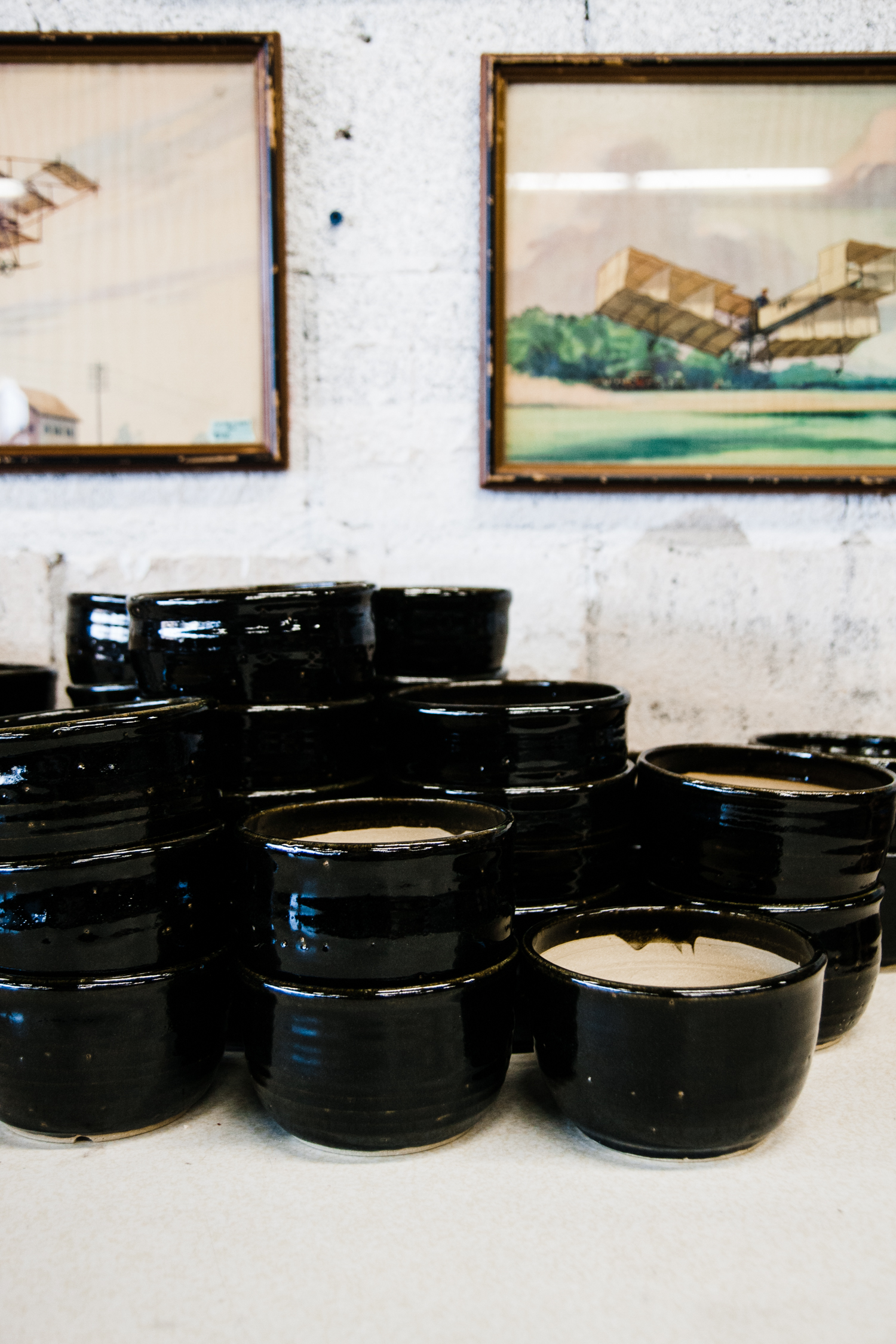 Springtime Succulent Planting Workshop Tuesday, April 3, at 6pm! Kris of  Foxy Pots  handmade these black beauties JUST FOR YOU. Join us and get plants and pottery and fun.