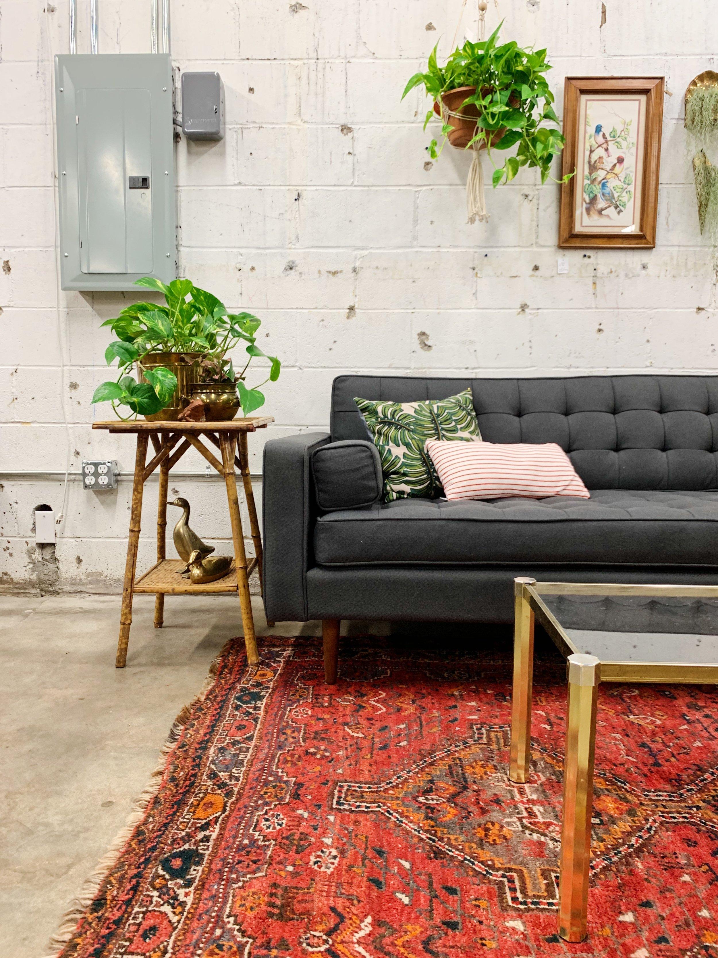Gus Modern Tulsa Oklahoma Plant Lady Boho Living Room Furniture Decor