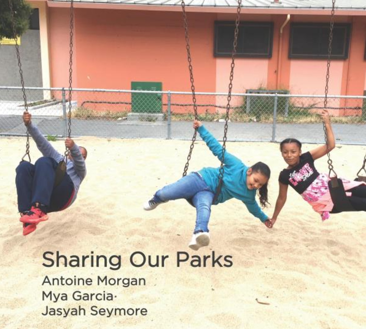 Sharing Our Parks   Jasyah, Mya, and Antoine love Hamiltion Park. It takes work and care to make sure the park is safe and clean for everyone to enjoy. Read along and learn what you can do to take care of your favorite park!   Buy this book.