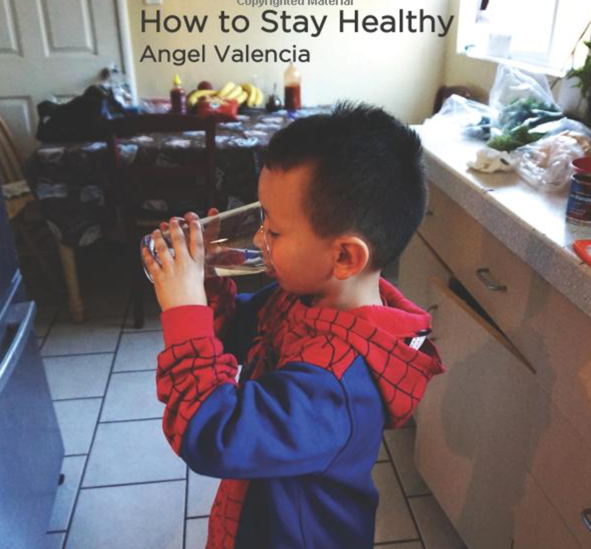 How to Stay Healthy   Read this book to learn how to keep yourself healthy.   Buy this book.