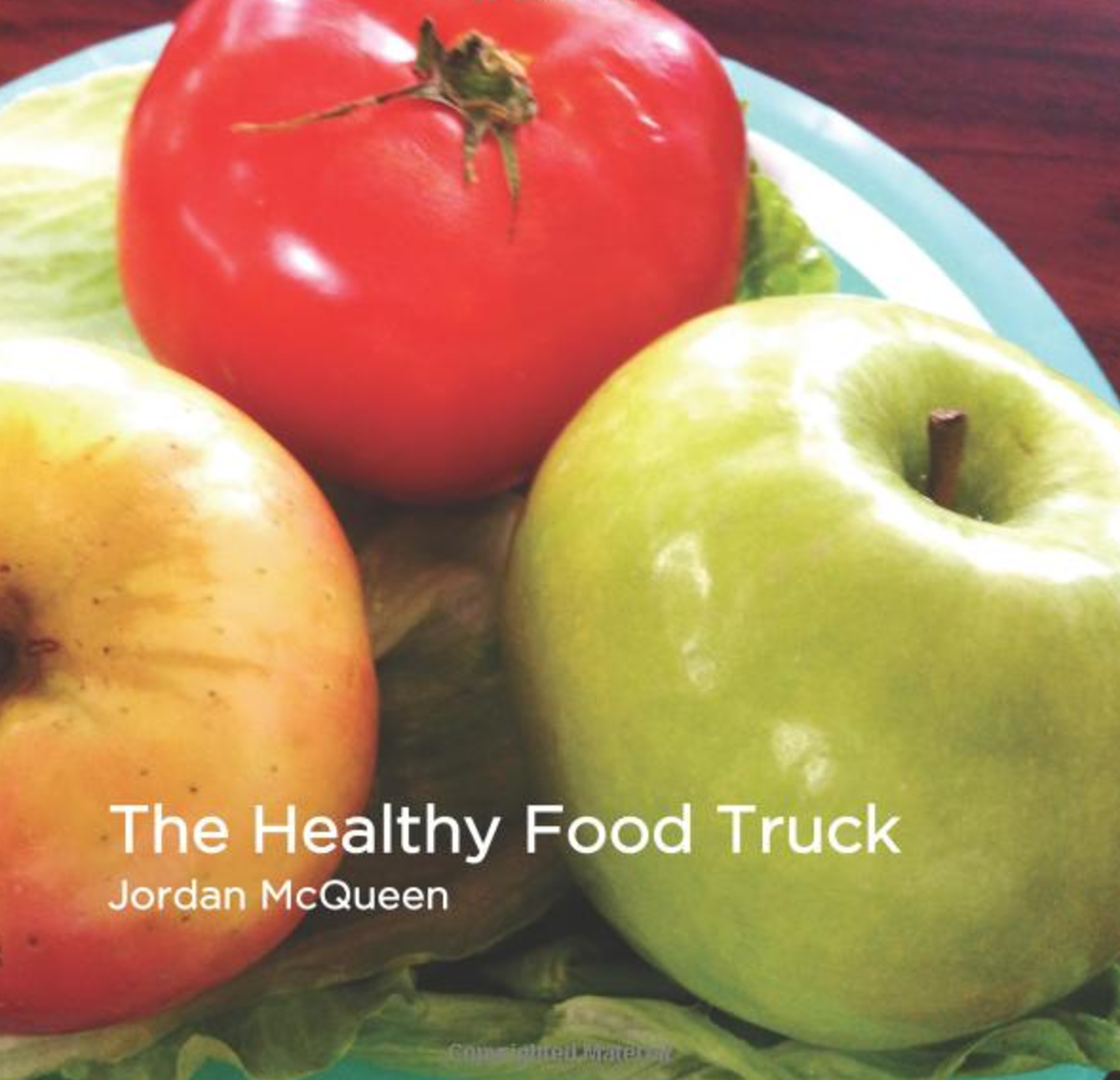 The Healthy Food Truck   Jordan McQueen has a dream of running a healthy food truck. But first, what ingredients should he use? What food should he cook? Join him on a delicious reading adventure as he dreams up his scrumptious healthy food truck!   Buy this book.