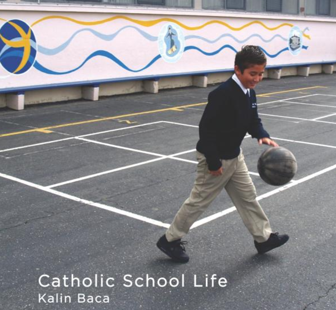 Catholic School Life   A typical day for Kalin Baca begins with picking out the same clothes every morning - his uniform. Kalin reflects on how it feels to be a fifth-grade student living the Catholic School Life.   Buy this book.