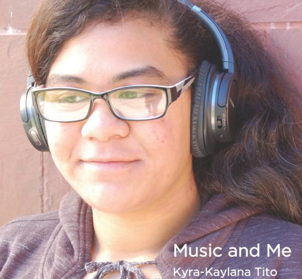 Music and Me  This book explores a young woman's interest in music and how it brightens her mood.   Buy this book.