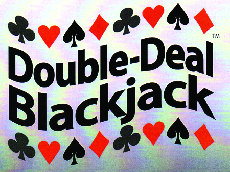 Double-Deal Blackjack
