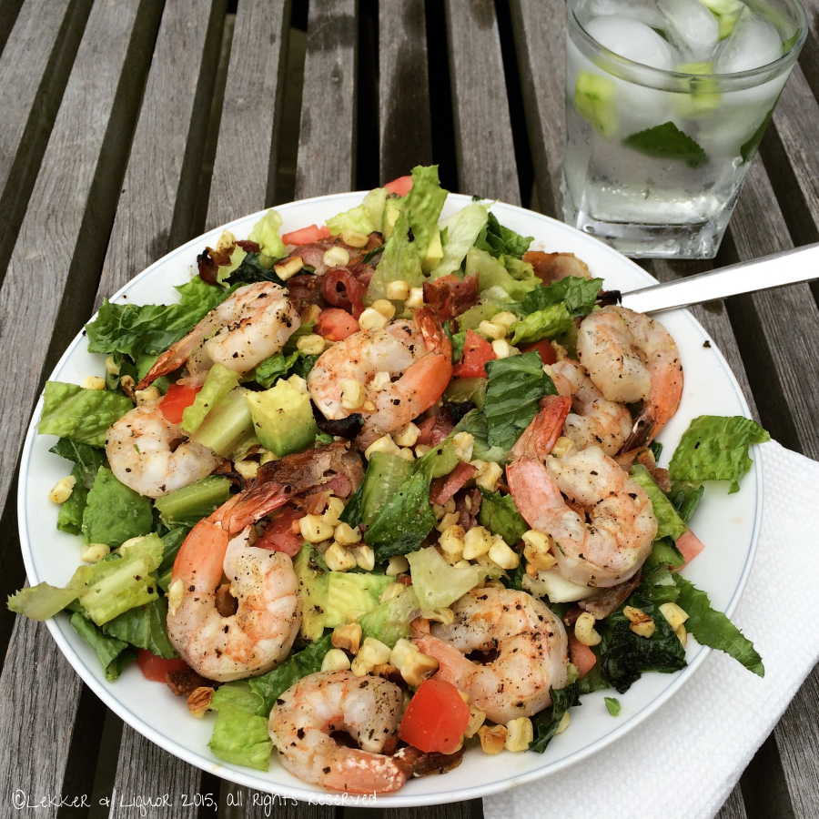 LLCharredRomaineandShrimpSalad2