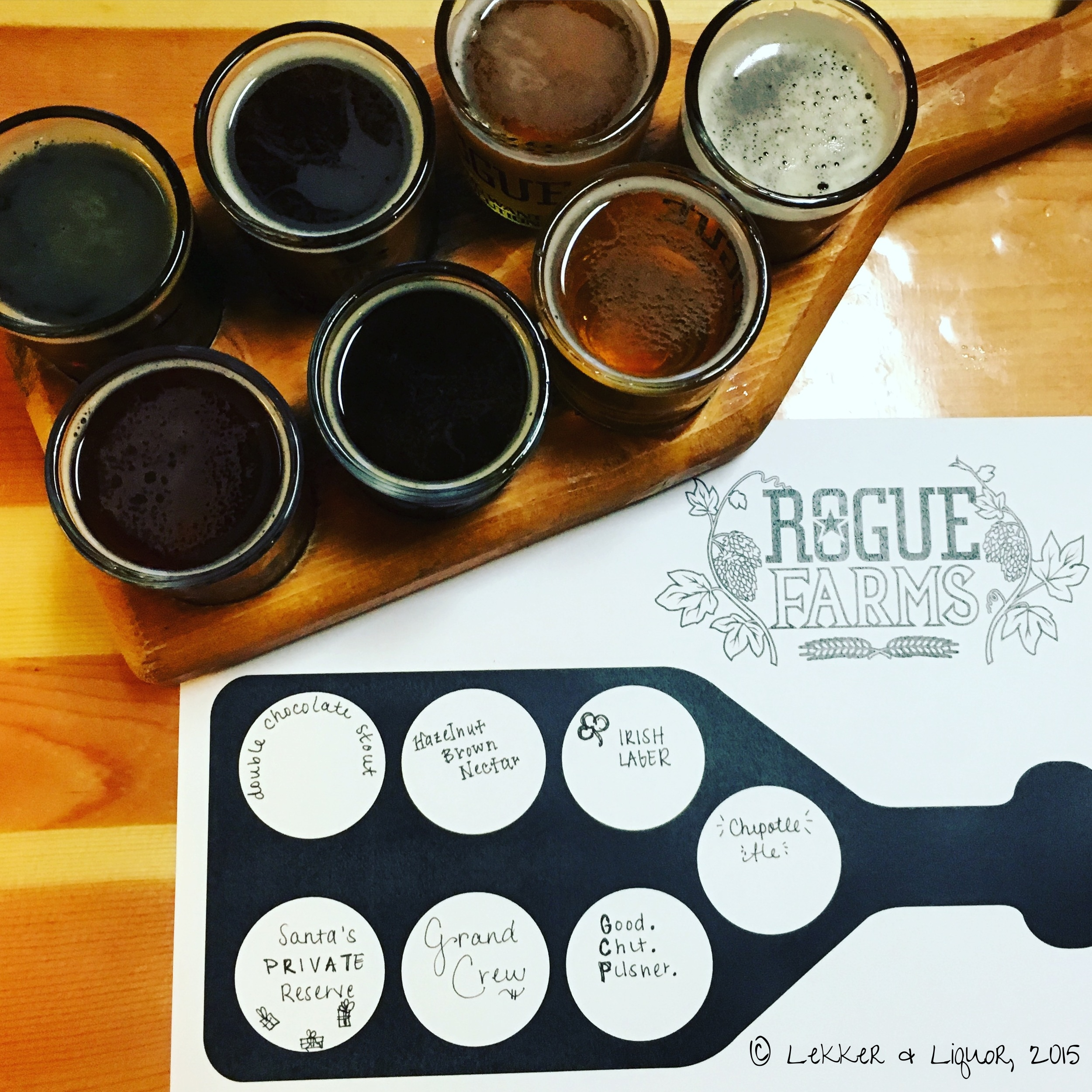 Rogue Brewery in Newport, OR