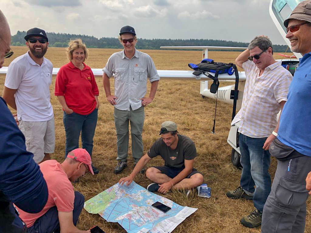 Join us on our next adventure! - You are a glider pilot looking for a guided tour? You'd love to fly a Stemme? Drop us an email for further information on upcoming trips.