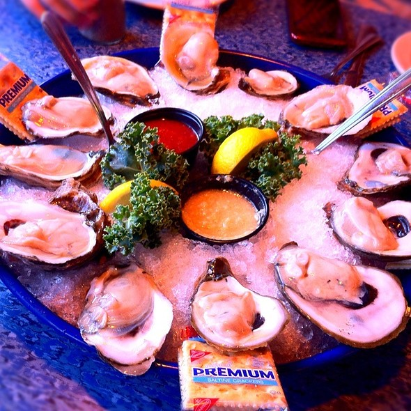 razzoos oysters in texas