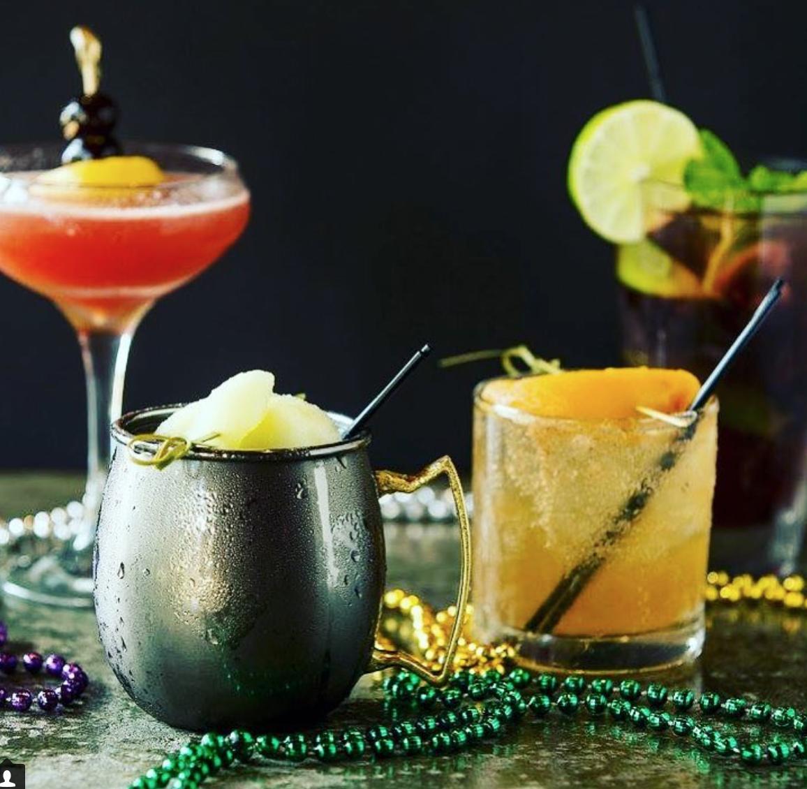 tito's vodka CORE Razzoo's Cajun Cafe drink specials