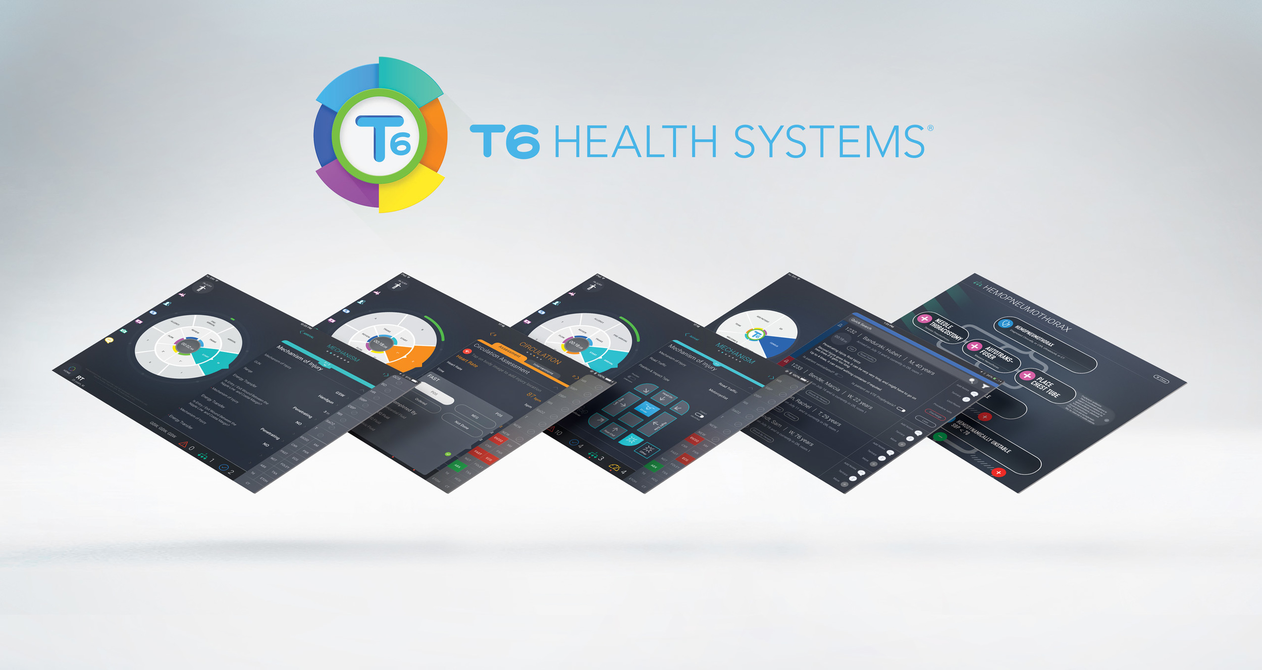 T6 Health Systems App