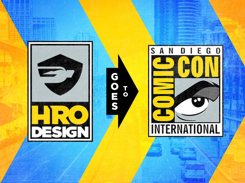 Comic-Con 2017 - This years Comic-Con was epic! Check out all the cool stuff we laid our eyes on.