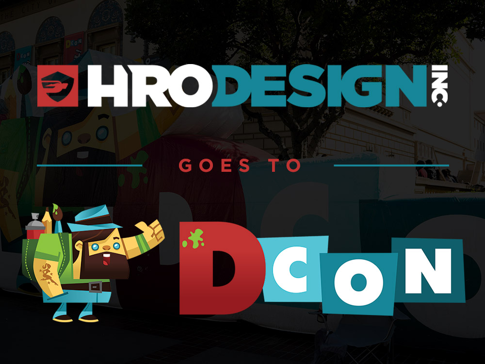 Designer Con 2017 - As the annual convention for independent artists and designers came to Pasadena, we decided to check out what all the commotion was about. Take a peek!