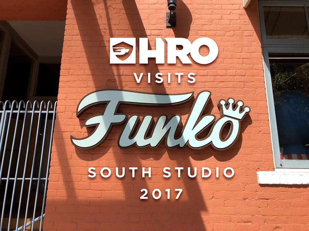 "Funko Studio Visit - The following is placeholder text known as ""lorem ipsum,"" which is scrambled Latin used by designers to mimic real copy. Vivamus sit amet semper lacus, in mollis libero. Aliquam bibendum."