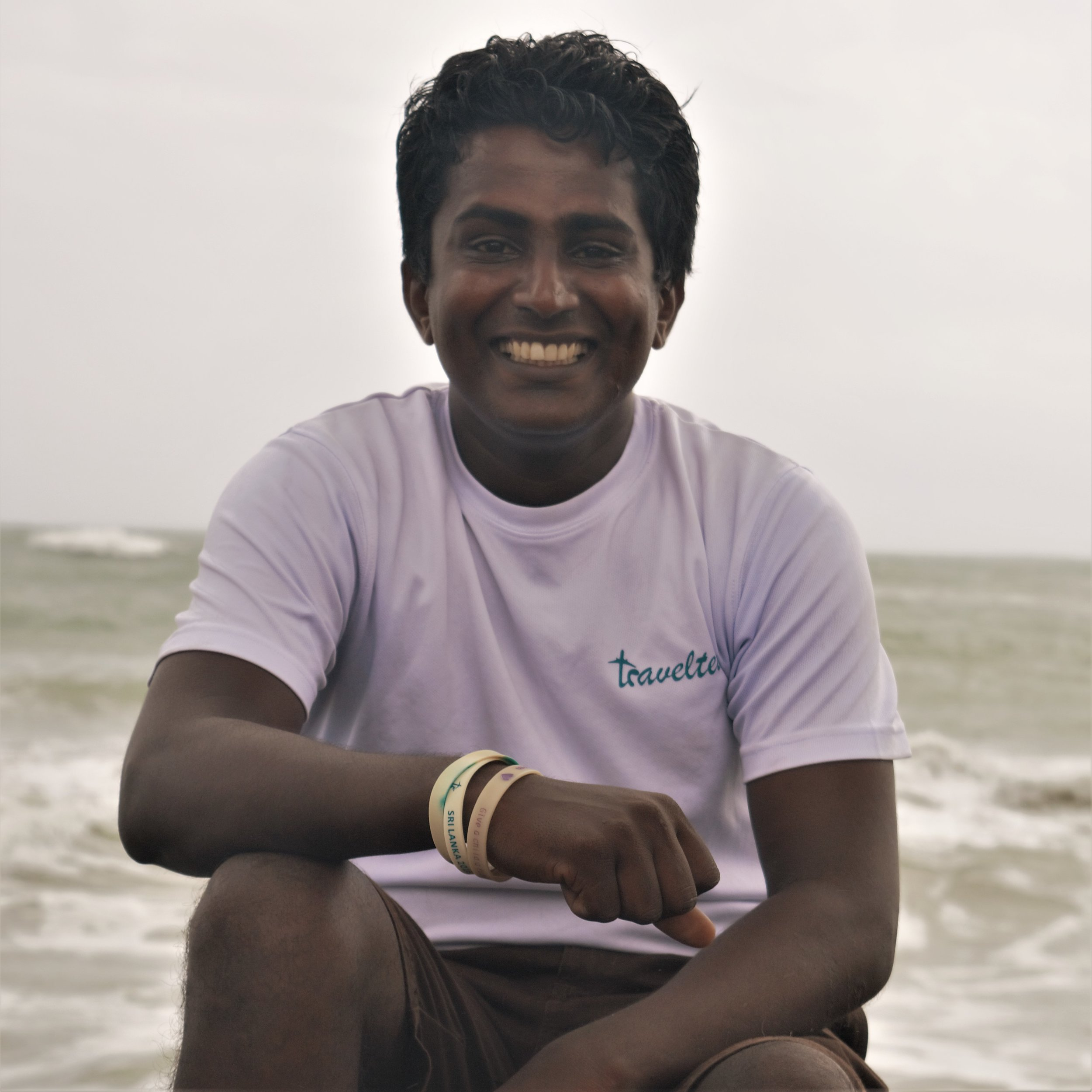 Nalin Kumara - Volunteer Assitant