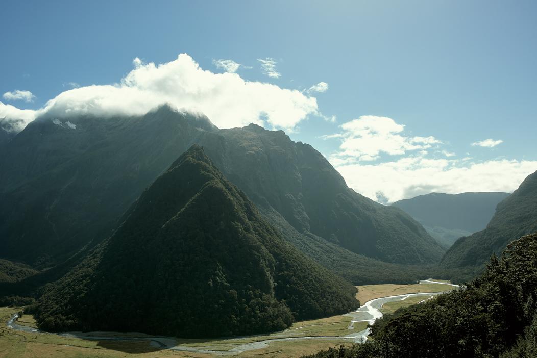 Routeburn, New Zealand
