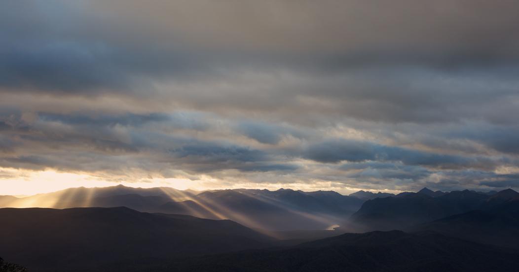 Hump Ridge Track, New Zealand