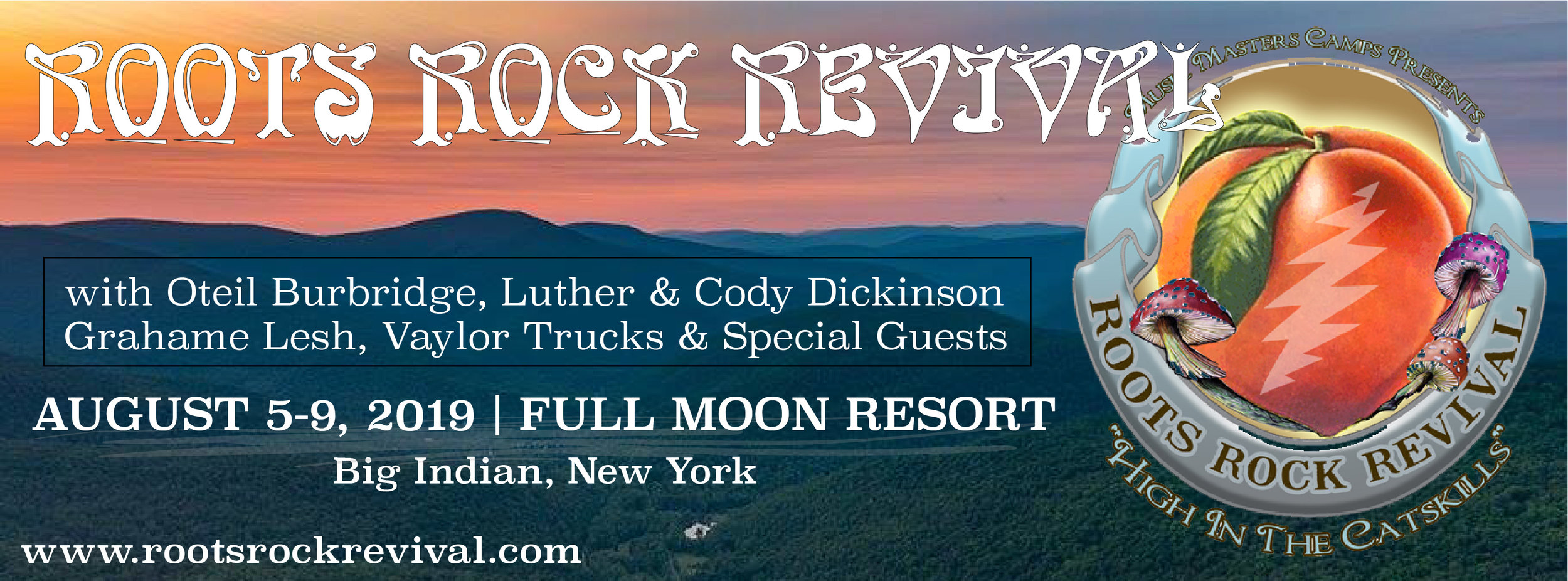 Oteil Burbridge, Luther & Cody Dickinson & Special Guests