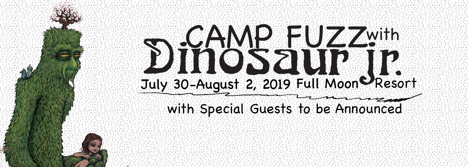 Dinosaur Jr with Special Guests