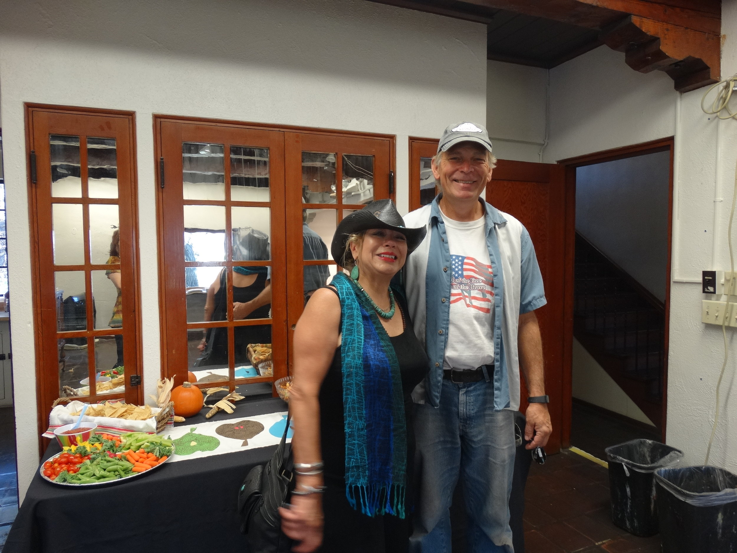 La Tuna Fire Volunteer event 2017.JPG