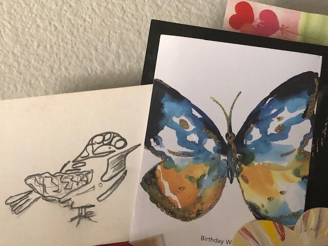 Print Making bird butterfly.jpg