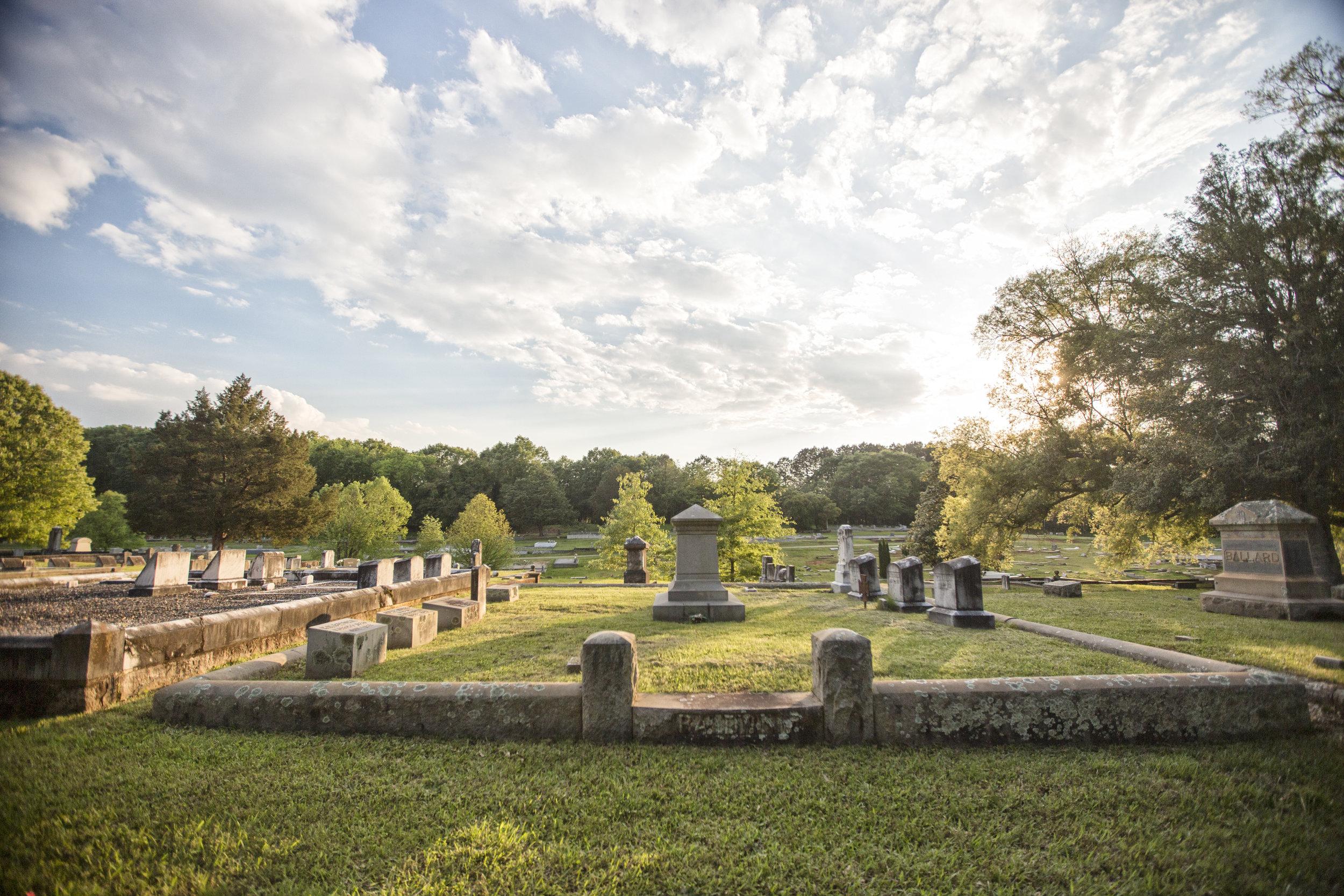 Madison Cemetery Expansion