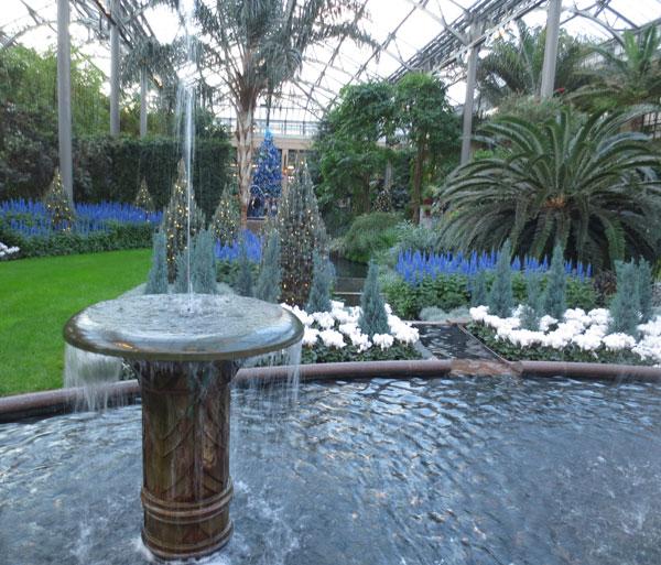 Longwood Gardens Conservatory