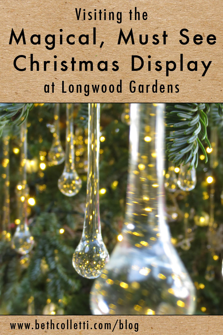Visiting the Magical, Must-See Christmas Display at Longwood Gardens
