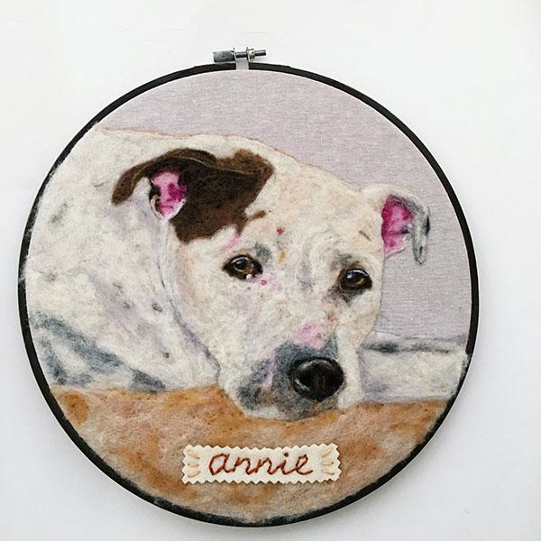 Pet Portraits by The Faithful Thread