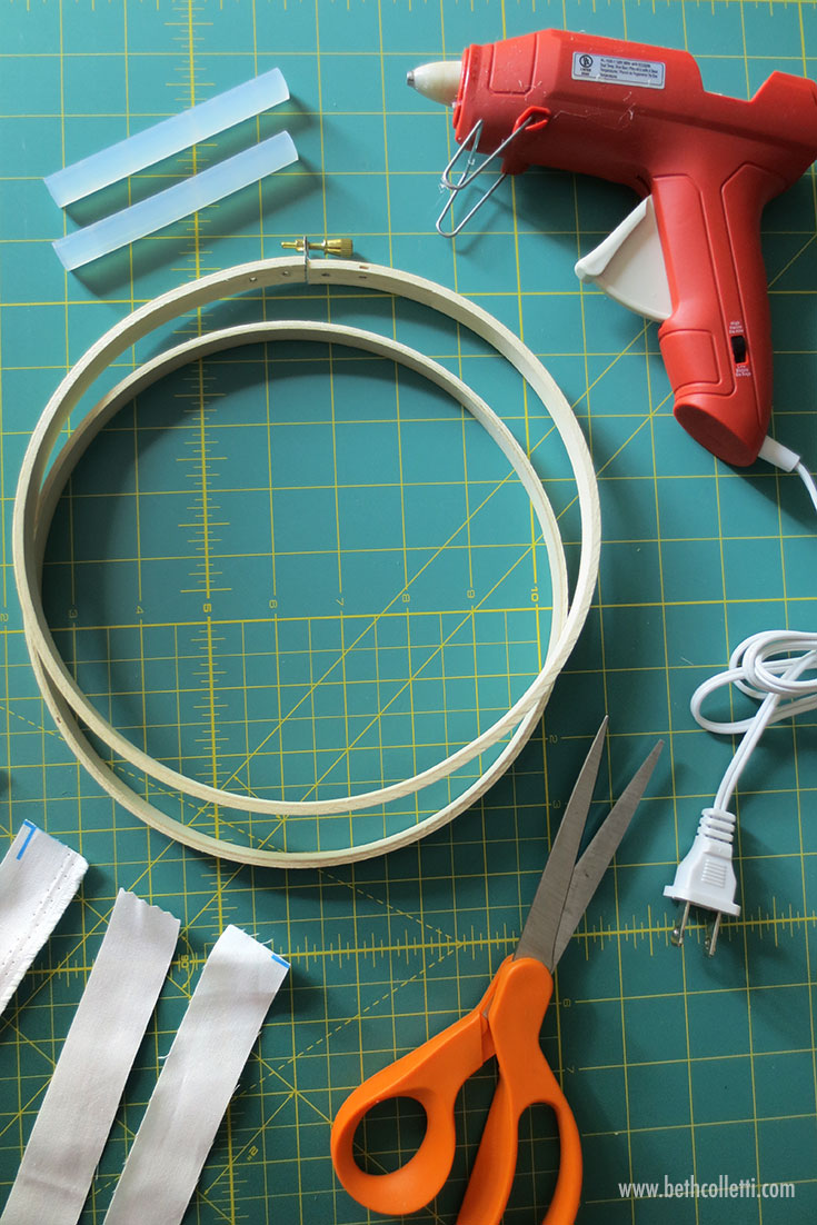 How Do I Keep Fabric from Slipping in My Embroidery Hoop?