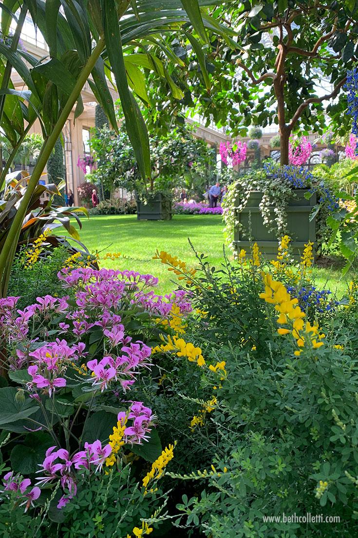 A trip to my favorite  Longwood Gardens .