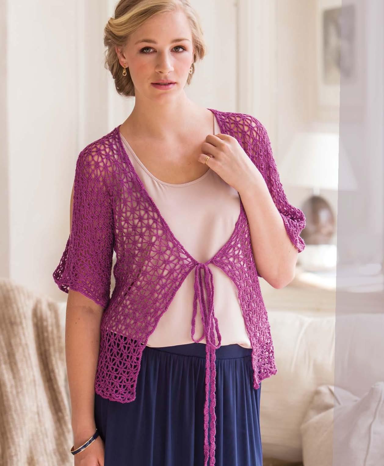 Crochet So Lovely -  Rosetta Wrap Sweater beauty shot.jpg