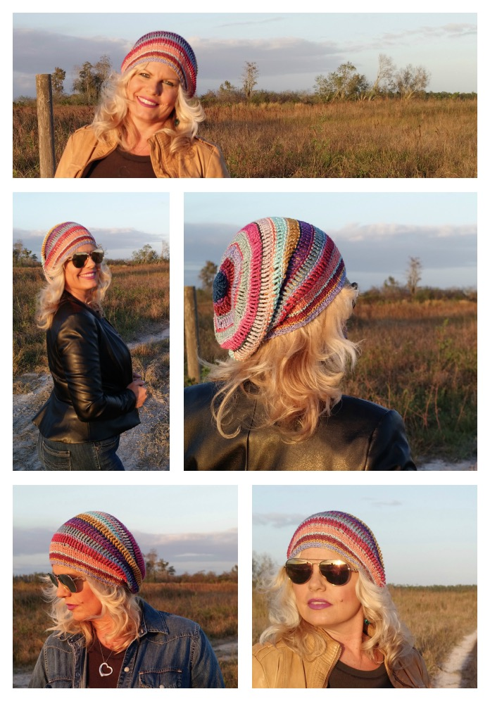 Click on photos to link to more information about the yarn kit