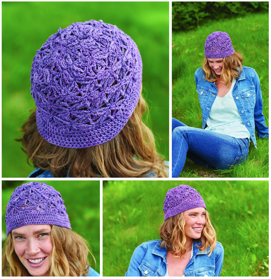 Click on photo for more information about Continuous Crochet by Kristin Omdahl